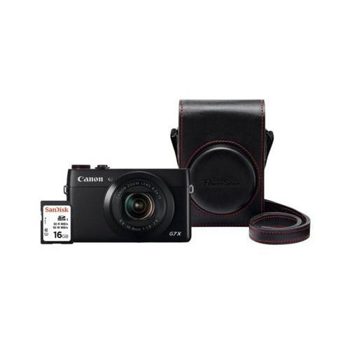 OKAZJA - Canon PowerShot G7X, aparat fotograficzny