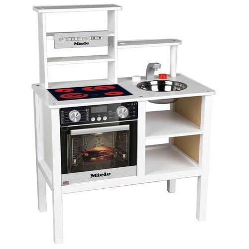 Klein miele kuchnia drewniana middle biała 9458 (4009847094582)