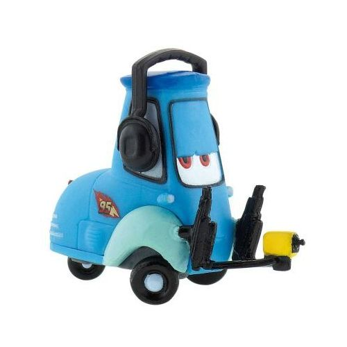 BULLYLAND 12793 Cars 2 -Guido 5cm Disney - brak elementów ruchomych. z kategorii Figurki dla dzieci