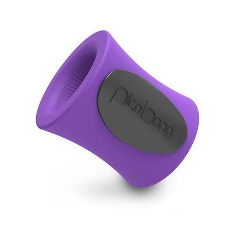 Masturbator sterowany aplikacją - Picobong Remoji Blowhole M-Cup Fioletowy