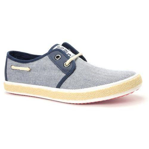 Męskie obuwie sportowe Kolor: niebieski, ceny, opinie