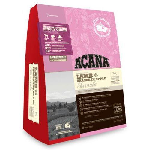 Acana Adult Lamb & OKANAGAN Apple karma hipoalergiczna dla psów op.340g-18kg