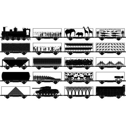 Lokomotywa Locomotive, oprawa twarda