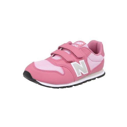 buty sportowe 'yv500 m' szary / różowy / różowy pudrowy marki New balance