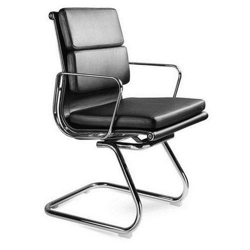 Krzesło konferencyjne wye czarny marki Unique