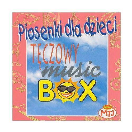 Tęczowy Music Box (CD) - Agencja Artystyczna MTJ