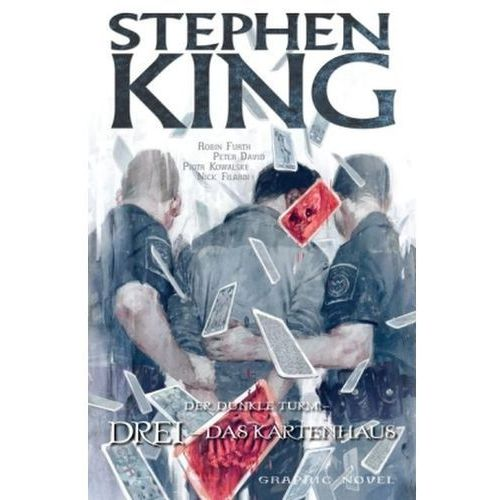 Stephen Kings Der Dunkle Turm - Drei - Das Kartenhaus, Graphic Novel
