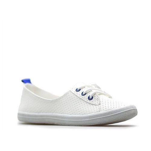 Półbuty l1832401 białe/niebieskie marki Kylie