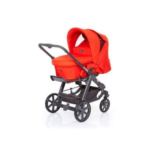 Abc design wózek turbo 4 fashion z gondolką flame (4045875036835)