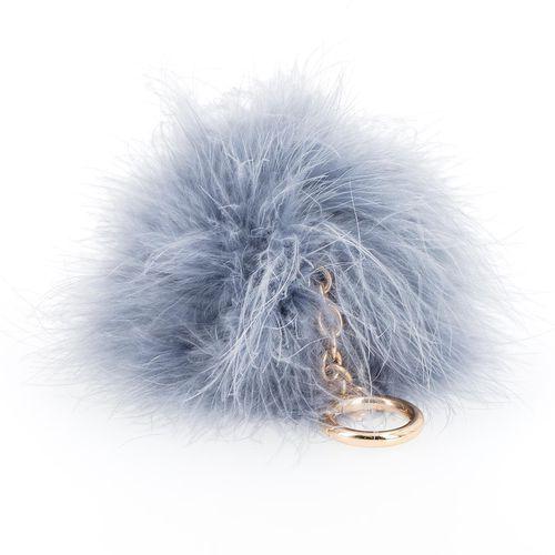 Brelok MICHAEL KORS - Charms Fur 32S8GF2K7F Pale Blue