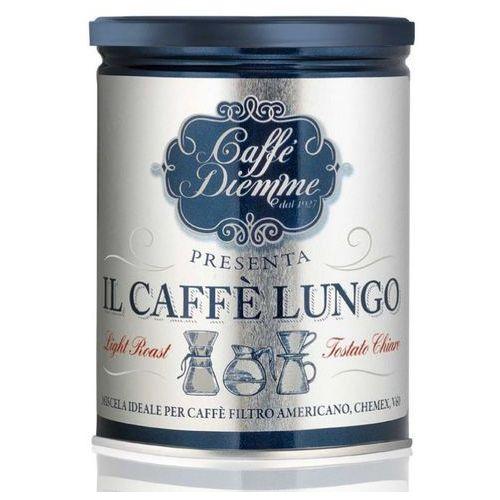 - caffe lungo - puszka 250g marki Diemme caffe