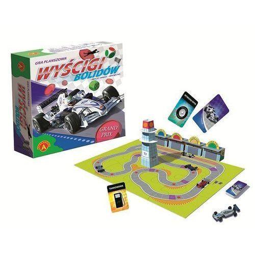 Gra ALEXANDER Wyścigi F1 + Gwarancja dostawy przed Świętami! (5906018003567)