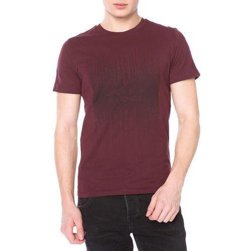 valentino t-shirt czerwony s marki Jack & jones