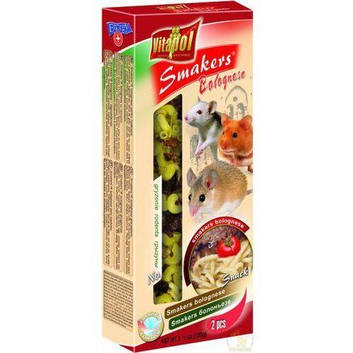 Vitapol smakers dla gryzoni bolognese 2 szt. - darmowa dostawa od 95 zł!