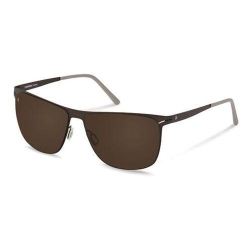 Okulary słoneczne r1411 a marki Rodenstock