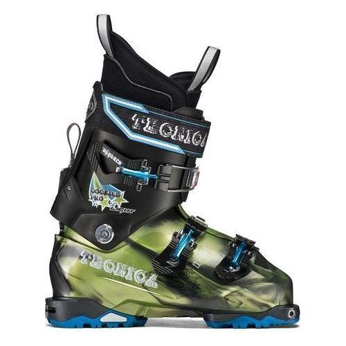 Buty narciarskie cochise pro light dyn czarny/zielony 30 marki Tecnica