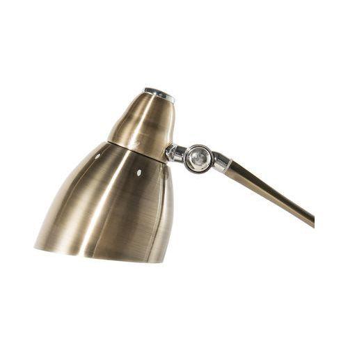 Lampka nocna - z mosiądzu - stojąca - żarówka gratis - PATOKA (7081457934967)