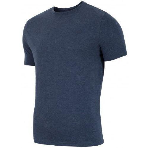 koszulka męska t-shirt l18 tsm002 granat roz xl marki 4f