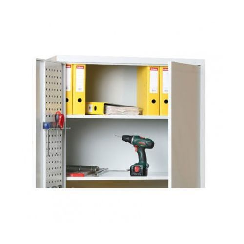 Alfa 3 Dodatkowe półki, 800x400 mm, szare, 2 szt