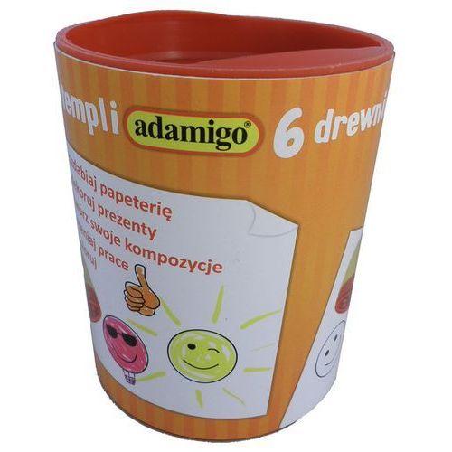 Adamigo Buźki stemple - . darmowa dostawa do kiosku ruchu od 24,99zł (5902410006946)