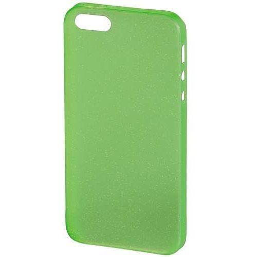 Hama etui Slim do iPhone 5, zielone, kolor zielony