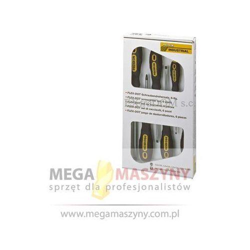 PROXXON Zestaw wkrętaków FLEX DOT HX 6 - części PRK 22642 z kategorii Zestawy narzędzi ręcznych