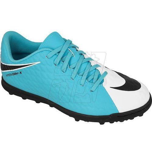 Buty piłkarskie Nike HypervenomX Phade III TF Jr 852585-104, 852585-104