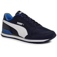 Sneakersy PUMA - St Runner V2 Nl 365278 28 Peacoat/Pw/Palace Blue, kolor niebieski