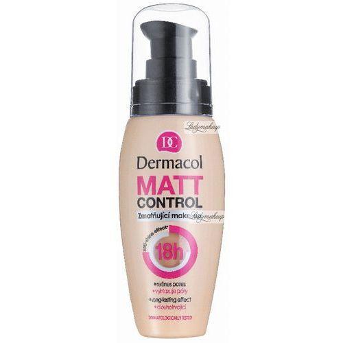 Dermacol matt control podkład matujący 04 (long-lasting effect make-up) 30 ml
