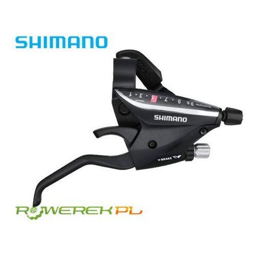 ASTEF652RV7AL Klamkomanetka Shimano Acera ST-EF65 7 rz. prawa czarna (2010000003534)
