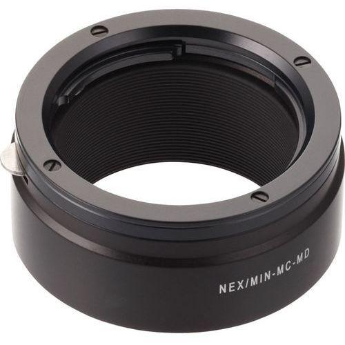 Novoflex NX/MIN-MD adapter Samsung NX - Minolta MD, NX/MIN-MD