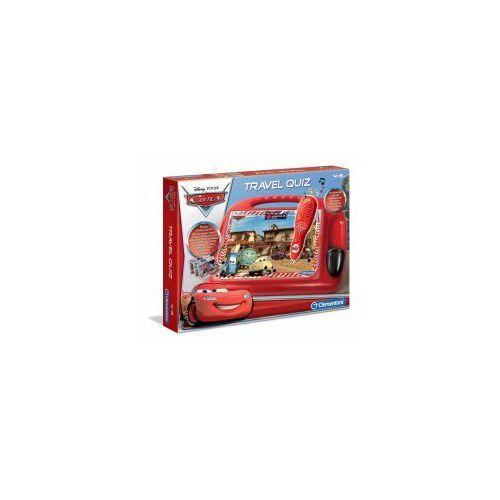 Clementoni Interaktywna gra edukacyjna travel quiz cars