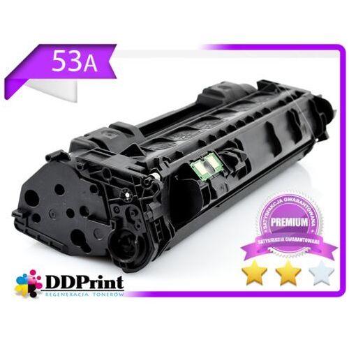 Toner 53a - q7553a do hp laserjet p2014, p2015, m2727 mfp - premium 3k - zamiennik marki Dd-print