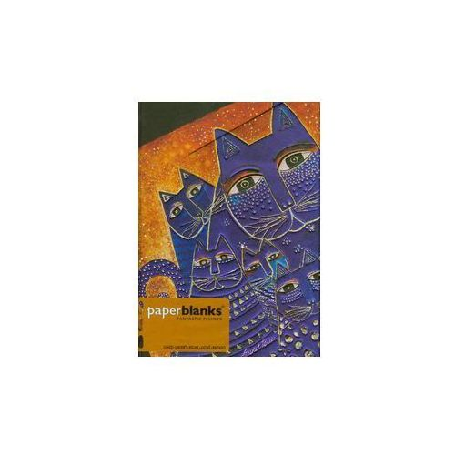 Notatnik Midi Mediterranean Cats Wrap w linie, Unknown