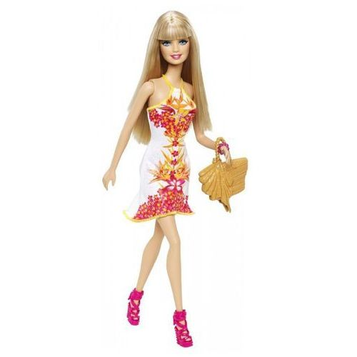 Lalka Barbie Modne Tropiki