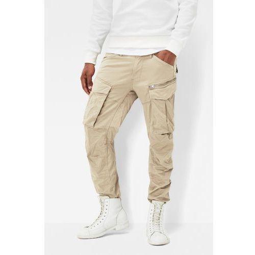 G-star raw - spodnie rovic zip 3d