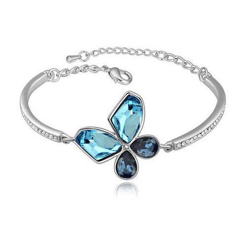Exclusive by milla Exclusive bransoletka nieregularna niebieska - niebieska