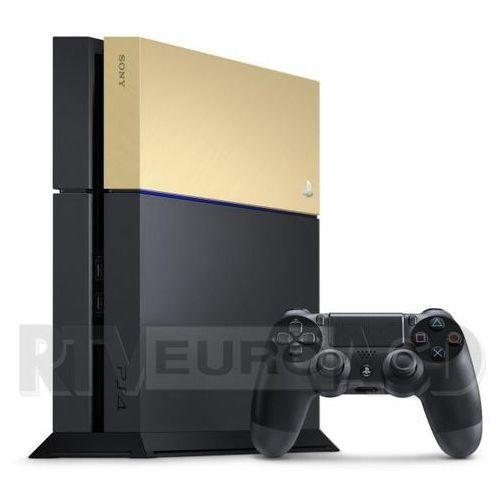 Pokrywa SONY do konsoli PS4 - Gold ()