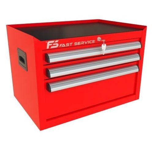 Fastservice Nadstawka wózka professional z 3 szufladami pn-153 (5904054410738)