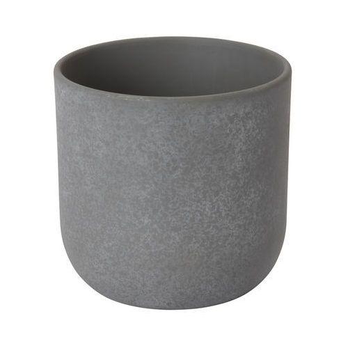 Doniczka ceramiczna GoodHome ozdobna 12 cm speckle (3663602441427)