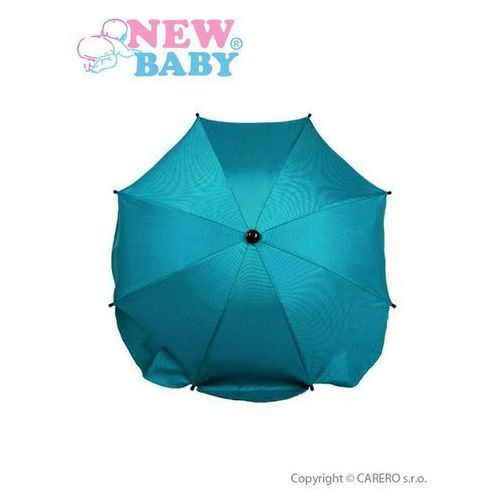 Parasolka do wózka smaragdowa