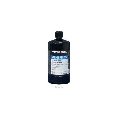 Tetenal variospeed w - 1 litr - wywoływacz do papieru