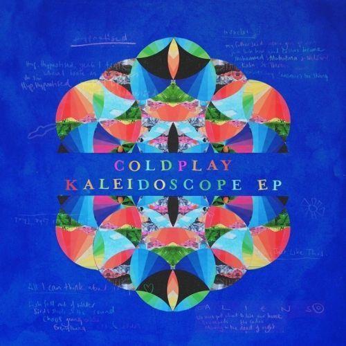Coldplay - Kaleidoscope, 190295793531