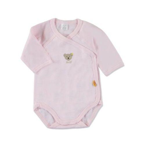 girls baby body dziecięce barely pink marki Steiff