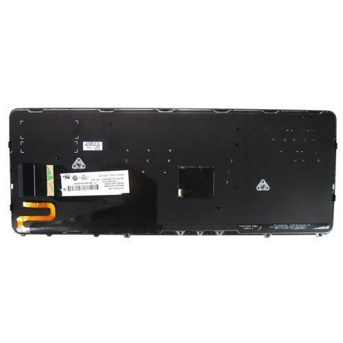 Klawiatura do laptopa elitebook 840 850 g1 g2 (podświetlana, czarna ramka) marki Hp compaq