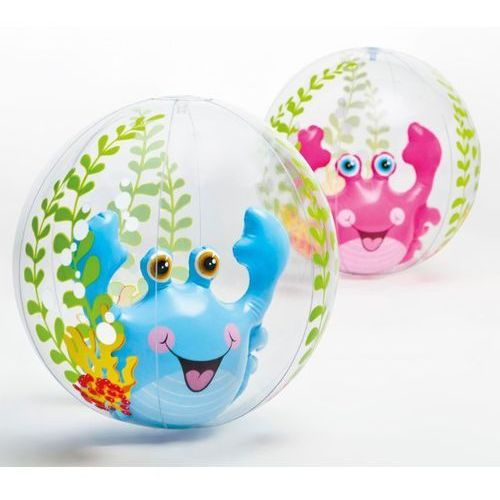 INTEX Dmuchana piłka z krabem (58031), towar z kategorii: Zabawki dmuchane
