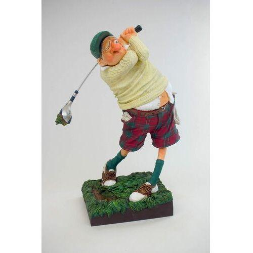 Duża figurka golfista - guilermo forchino (fo85504) marki Guillermo forchino