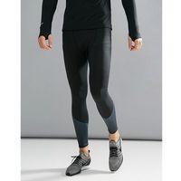 New Look SPORT Running Tights In Black - Black