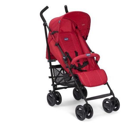 wózek spacerowy z pałąkiem london up red passion marki Chicco