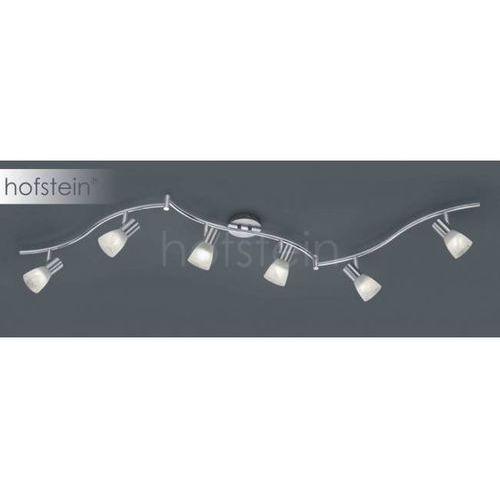 Trio LEVISTO lampy sufitowe listwy LED Nikiel matowy, 6-punktowe - Nowoczesny/Dworek - Obszar wewnętrzny - LEVISTO - Czas dostawy: od 3-6 dni roboczych (4017807281736)